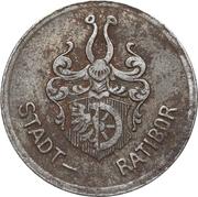 10 Pfennig - Ratibor – obverse