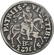 ¼ Thaler - August der Ältere von Braunschweig – reverse