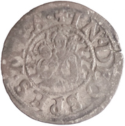 ½ Mariengroschen - Wilhelm V. von Jülich-Kleve-Berg – reverse