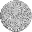 ¼ Thaler - Johann Wilhelm von Jülich-Kleve-Berg – reverse