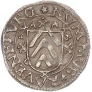 6 Pfennig - Georg Wilhelm -  obverse