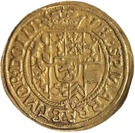 1 Goldgulden - Wolfgang Wilhelm von Pfalz-Neuburg – reverse
