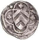 1 Pfennig - Gerhard von Jülich – obverse