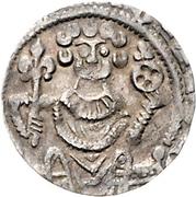 1 Pfennig - Otto III. – obverse