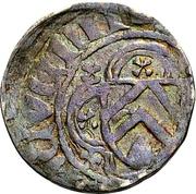 1 Pfennig - Wilhelm der Ältere – reverse