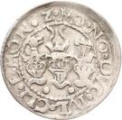 18 Heller - Johann Wilhelm von Jülich-Kleve-Berg – reverse