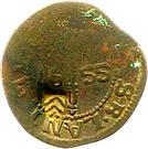 12 Pfennig - Friedrich Wilhelm von Brandenburg – obverse