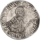 1 Thaler - Wilhelm V. von Jülich-Kleve-Berg – obverse