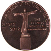 20 Cents (100th Anniversary of the Titanic) – reverse