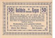 50 Heller (Regau) -  reverse