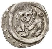 1 Pfennig - Albert I. – obverse