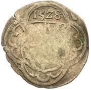 1 Pfennig - Johann III. – obverse