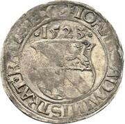 1 Batzen - Johann III. von Pfalz-Simmern – obverse