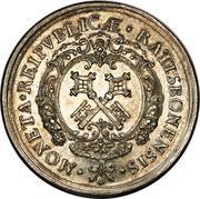 2 Thaler - Karl VI – reverse