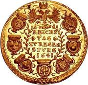 4 Ducat (Reichstag) – obverse