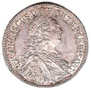 1 Thaler - Franz I – obverse
