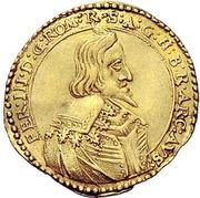 1 Ducat - Ferdinand III. (Coronation) – obverse