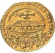 1 Ducat (Peace of Westphalia) – obverse