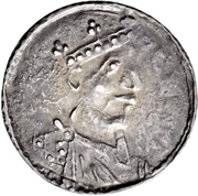 1 Denar - Konrad II. – obverse