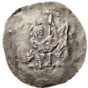 1 Denar - Heinrich XI. Jasomirgott – reverse
