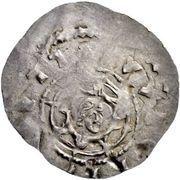 1 Dünnpfennig - Heinrich der Stolze – obverse