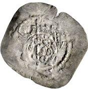 1 Denar - Heinrich der Löwe – reverse