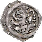 1 Pfennig - Heinrich I. von Niederbayern – obverse