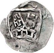 1 Pfennig - Johann I. – reverse