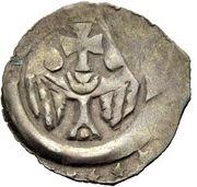 1 Pfennig - Otto II. – obverse