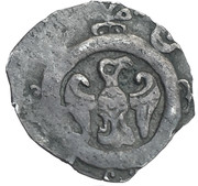 1 Pfennig - Ludwig I. der Kelheimer – obverse