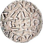 1 Denar - Heinrich IV der Heilige – reverse