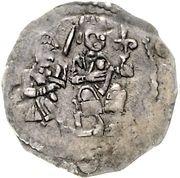 1 Dünnpfennig - Heinrich XII. der Löwe – obverse