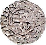 1 Denar - Heinrich IV der Heilige – obverse