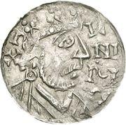 1 Denar - Heinrich II (Regensburg) – obverse