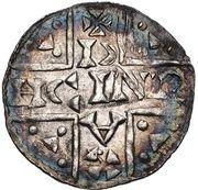 1 Denar - Heinrich V. (Regensburg) – obverse