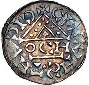 1 Denar - Heinrich V. (Regensburg) – reverse