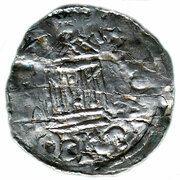 1 Denar - Heinrich III. (as Imperator) – reverse