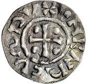 1 Denar - Heinrich III. – obverse