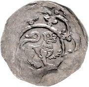 1 Dünnpfennig - Ludwig I. – obverse