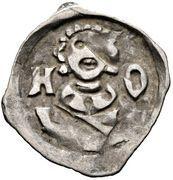 1 Pfennig - Otto III – obverse