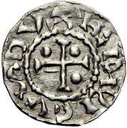 1 Denar - Heinrich I. – obverse