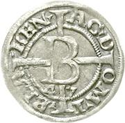 1 Körtling - Ulrich XII. – obverse