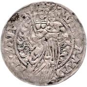 1 Mariengroschen - Ulrich VI. – obverse