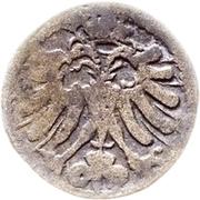 1 Dreier - Ernst I., Bodo II. and Kaspar Ulrich – reverse