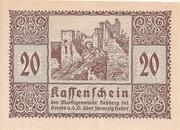 20 Heller (Rehberg) -  obverse