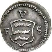 1 Pfennig - Thomas Franz – obverse