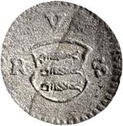 1 Pfennig - Johann Rudolf – obverse