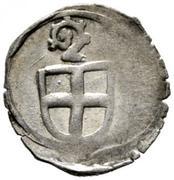 1 Pfennig - Martin von Krenkingen (Radolfzell) – obverse