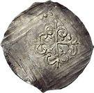 1 Dünnpfennig - Ulrich IV. von Heidegg (Radolfzell) – reverse