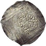 1 Dünnpfennig - Ulrich IV. von Heidegg – reverse